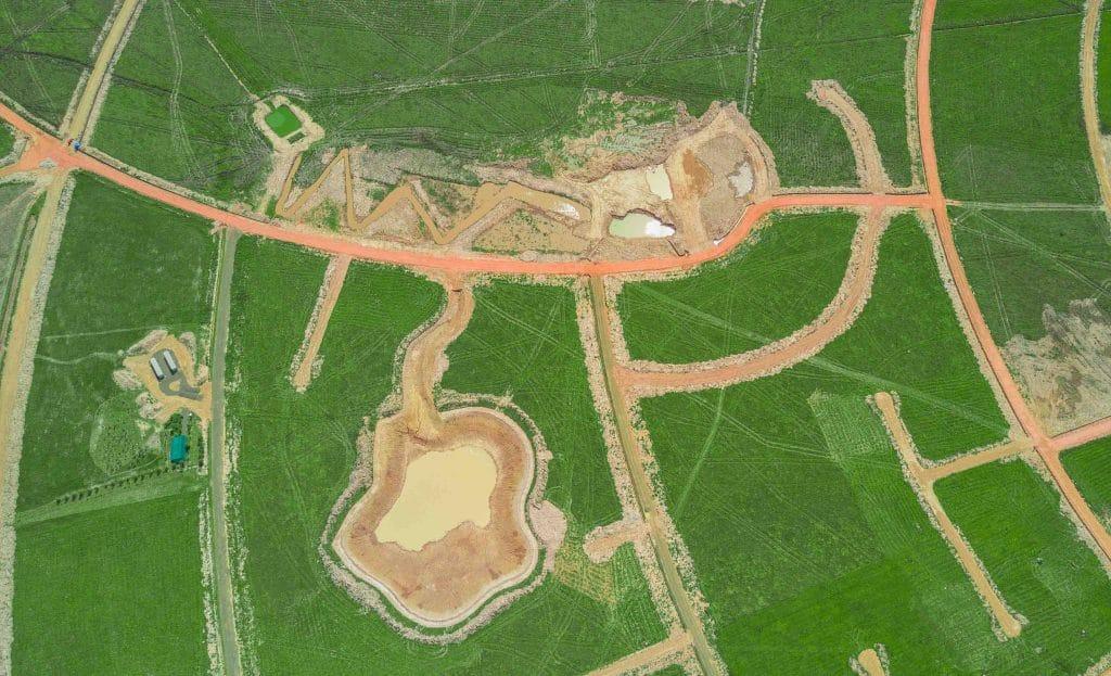 El Paraiso Verde Siedlung