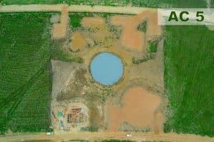 El Paraiso Verde Anastasia circle