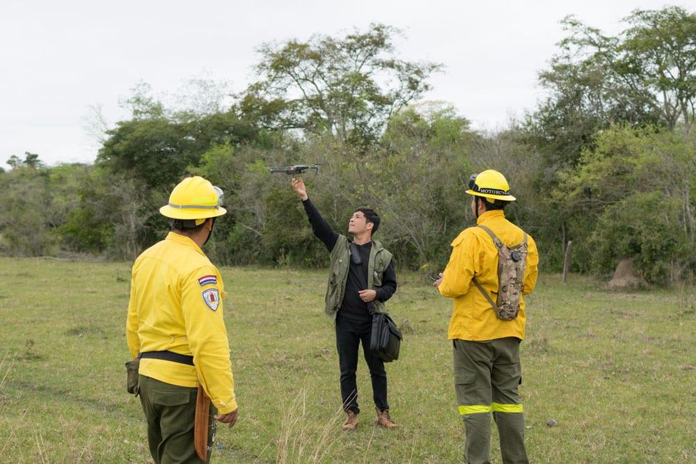El Paraiso Verde Feuerschutz