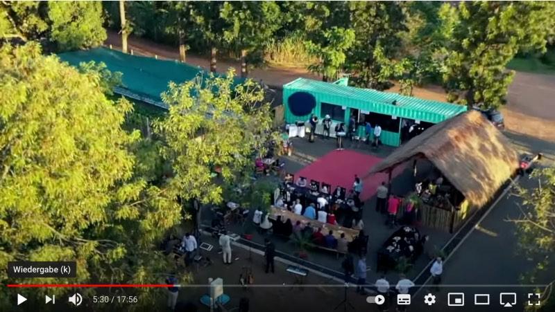 El Paraiso Verde Cafe Bambambo