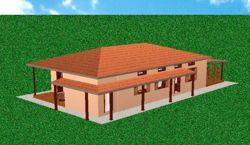 2-Seiten-Vordach